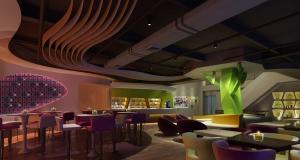 三W网咖空间设计